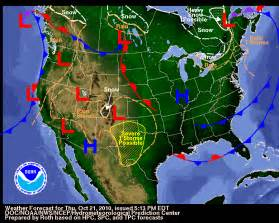 us map by weather your hometown weather october 21 2010 another day