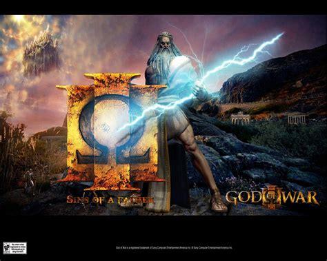 film god of war vs zeus zeus wallpapers wallpaper cave