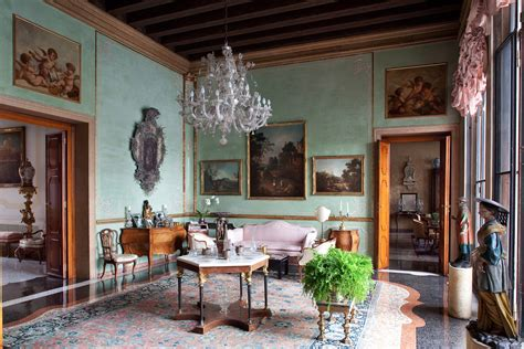 beautifully decorated homes pictures inside venice s most beautiful private homes vogue