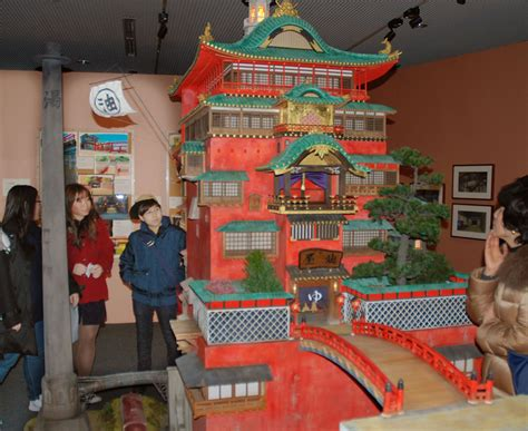 Small Retirement Home Plans architecture museum s ghibli exhibition a major hit in