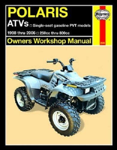 haynes service repair manual m2302 polaris trail boss haynes service repair manual 2508 polaris xplorer 300 400 1998 99 2000 2001 2002 ebay