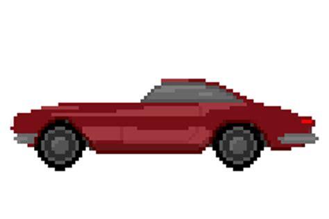 pixel car png 2d car sprite opengameart org