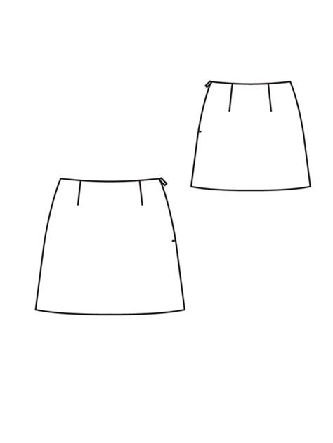 skirt template image gallery skirt template