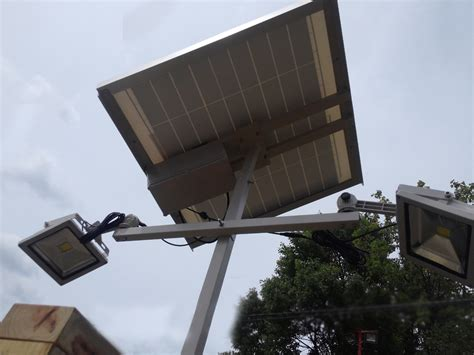 High End Commercial Solar Billboard 2 Sided Light Solar Billboard Lights