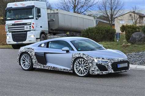 Audi R8 V6 by 2018 Audi R8 Facelifted Range To Introduce 2 9 Litre V6