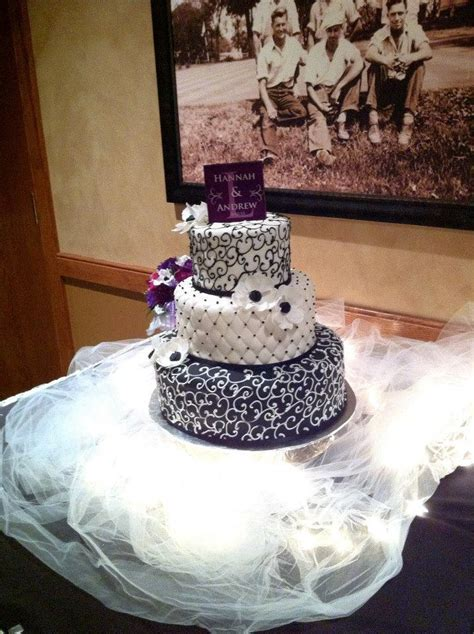 January Wedding (Tamara's Cakes)   Wedding Ideas   Pinterest
