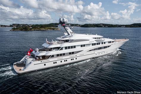 yacht areti lurssen luxury yacht areti photo credit tom van