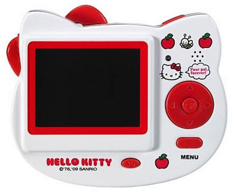 "digicamreview.com | hello kitty ""face"" digital camera"