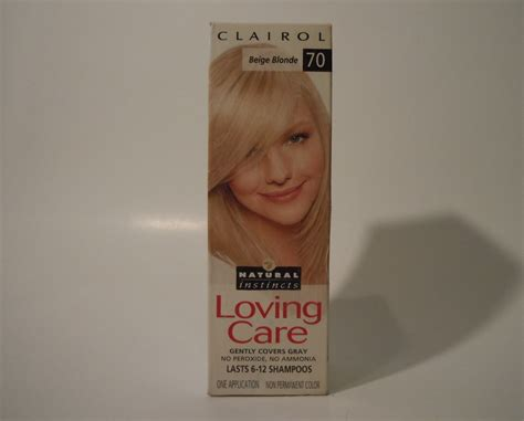 hair color for 70 year old haircolor for 70 clairol loving care beige blonde hair