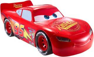 Lightning Mcqueen Pop Up Car Disney Pixar Cars 3 Lightning Mcqueen Playset