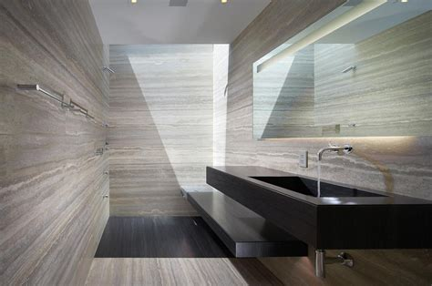 Travertine Marble Bathroom by 10 Luxurious Ways To Decorate With Travertine In Your