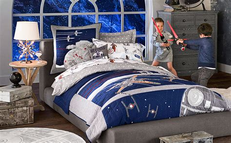 pottery barn star wars bedding star wars pottery barn kids