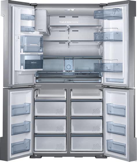 samsung refrigerator shelves samsung rf34h9960s4 34 3 cu ft door refrigerator