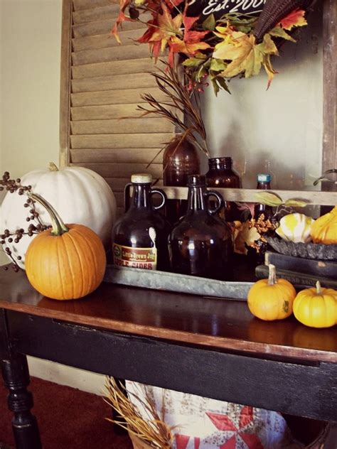 fall home decorations 44 pumpkin d 233 cor ideas for home fall d 233 cor digsdigs