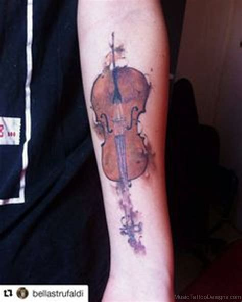 cello tattoo designs