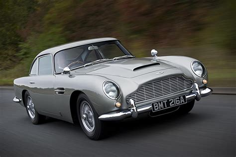 Auto James Bond by From Q With Love The 10 Best Bond Cars Hiconsumption