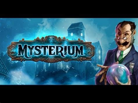 Asmodee Cluedo by Mysterium A Psychic Clue Apps On Play