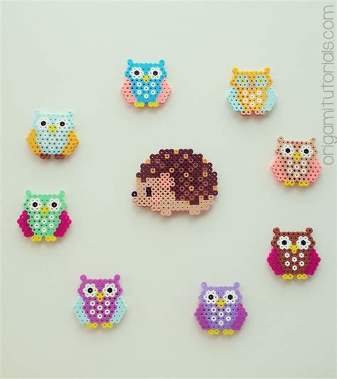 bead design related keywords suggestions for owl perler bead