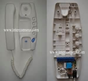 schema interphone seko