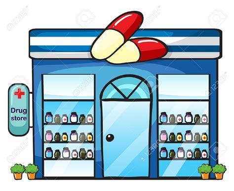 clipart gratis animate pharmacy store clipart