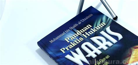 Buku Pedoman Safar Doa Safar Penerbit Pustaka Ibnu Umar buku tuntunan praktis hukum waris