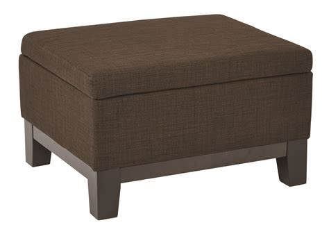 fabric ottoman with tray regent upholstered storage ottoman with reversible tray in