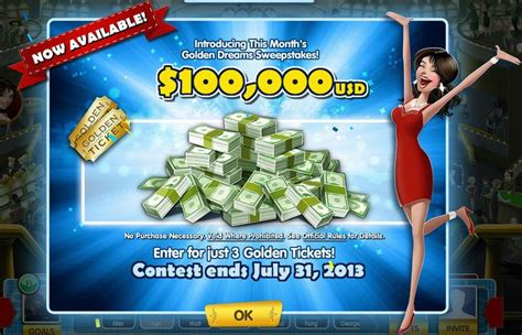 Games That You Can Win Real Money For Free - here s how you can win 100k by playing a free social casino game geekwire