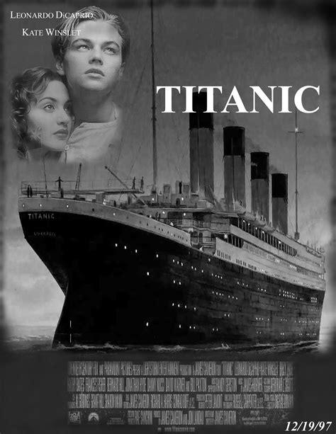 film titanic poster titanic movie poster danachomski