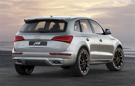 Audi Qs 5 by 2013 Audi Qs5 By Abt Sportsline Review Top Speed