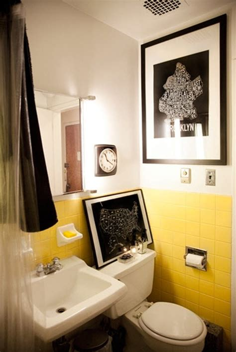 yellow and white bathroom 33 yellow and white bathroom tiles ideas and pictures