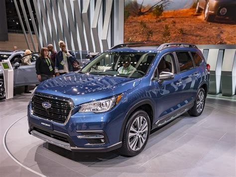Subaru Ascent 2020 by Pricing Unveiled For 2019 Subaru Ascent 2019 2020
