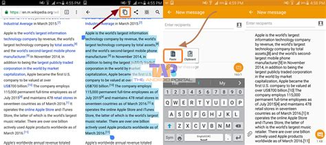 how to copy and paste on android how to copy and paste on android step by step guide