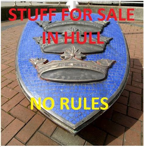 stuff for sale in hull home