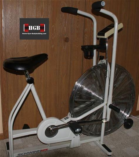 schwinn airdyne review