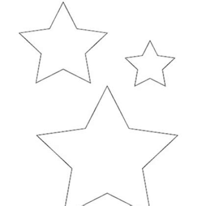 printable templates of stars star pattern for the shorts i saw at forever 21 i m gonna