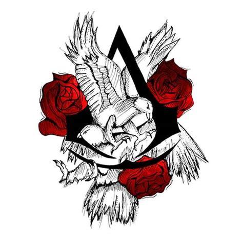 assassins creed tattoo designs 11 assassins creed tattoo designs