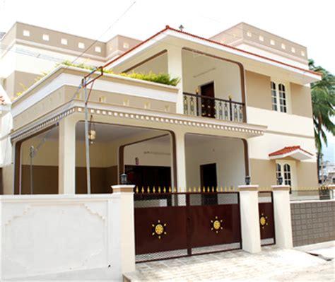 Home Architecture Design In Chennai S V Builders And Interiors Pallikaranai Chennai