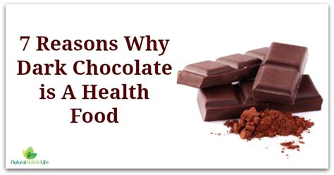 7 Reasons Chocolate Is For You 7 reasons why chocolate is a health food