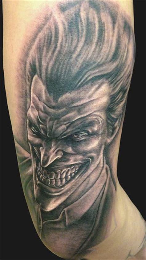 joker tattoo sleeve designs 55 cool joker tattoos