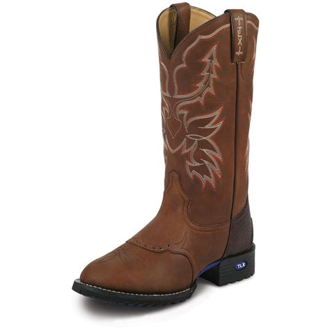 s tony lama 174 13 quot cowboy boots 109083 cowboy