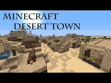 Horse Barn Designs minecraft desert city map with download youtube
