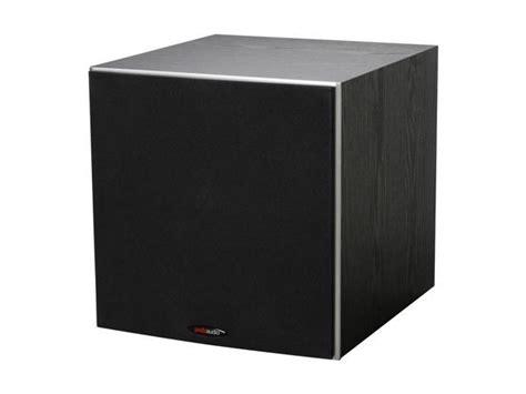 Speaker Subwoofer Polytron Psw 800 polk audio psw series psw10 black subwoofer newegg