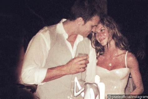 Tom Brady Gisele Bundchen In by Gisele Bundchen Marks 6th Wedding Anniversary With