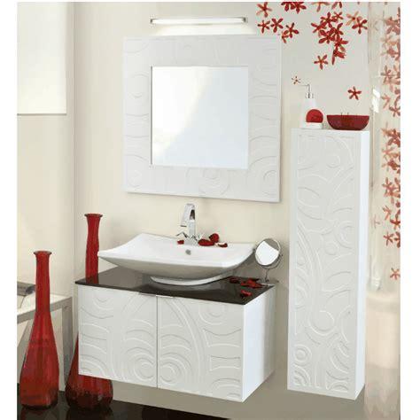 mobile lavello bagno mobile da bagno moderno con lavabo d appoggio bz