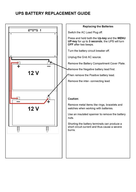 ups bypass switch wiring diagram
