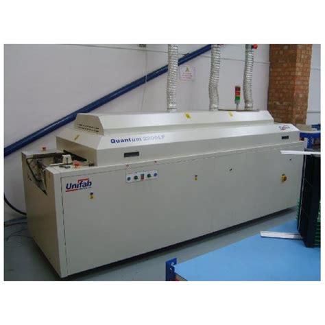 Oven Quantum used reflow oven unifab quantum 2200lf