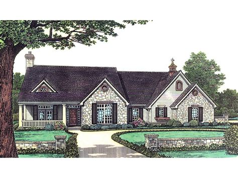 southern ranch house sprucehaven southern ranch home plan 036d 0108 house plans and more