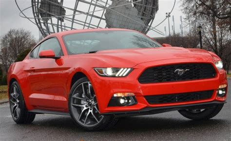 2015 ford mustang base the 2015 ford mustang ecoboost is priced to kill the base