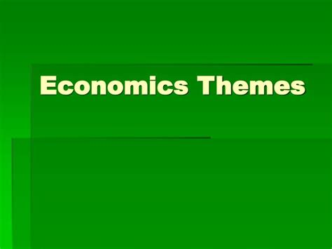 Theme Powerpoint 2010 Economics | ppt economics themes powerpoint presentation id 3014967