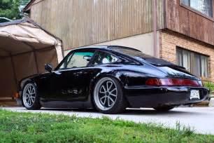 Porsche 964 Wheels Magnuswalker911 Outlaw Wheels Customer Set Installed